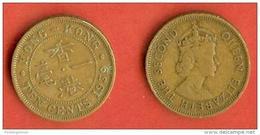 HONG KONG 1955-68 10 Cent Nr. 28.1 C686 - Hong Kong