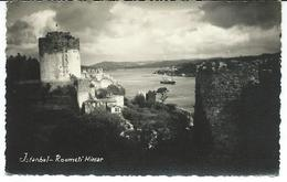 Turkey Istanbul Postcard Via Italy - Turchia