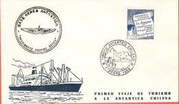 CHILI - Territoire Antarctique - Base Aérienne Président Aguirre Cerda (1959) - Unclassified