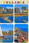 Bellaria - Rimini - 8458 - Formato Grande Viaggiata – E1 - Rimini