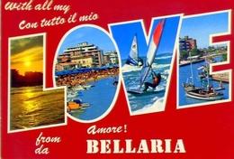 Bellaria - Rimini - 9086 - Formato Grande Viaggiata – E1 - Rimini