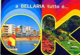 Bellaria - Rimini - Formato Grande Viaggiata – E1 - Rimini