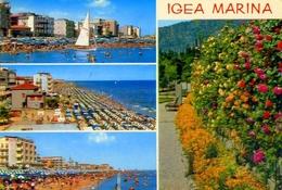 Igea Marina -  Rimini - 1538-1 - Formato Grande Viaggiata – E1 - Rimini