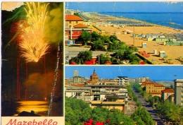 Marebello - Rimini - 016 - Formato Grande Viaggiata Mancante Di Affrancatura – E1 - Rimini