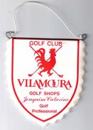 PORTUGAL ALGARVE GOLF CLUB VILAMOURA GOLF SHOPS - VINTAGE ADVERTISING GOLF - Habillement, Souvenirs & Autres