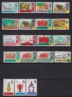 Bahamas   .     SG    .       359/372      .      O/*        .       Gebruikt / Ongebruikt - 1963-1973 Autonomie Interne