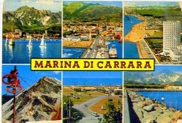 Marina Di Carrara - 2258 - Formato Grande Viaggiata – E1 - Carrara