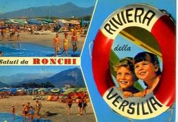 Saluti Da Ronchi - Massa - 2308-1 - Formato Grande Viaggiata – E1 - Massa
