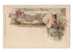 CARTOLINA DI ROMA - 3 - Mostre, Esposizioni
