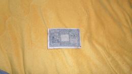 BILLET TRES CIRCULE 10 / DIECI LIRE . BIGLIETTO DI STATO A CORSO LEGALE N°927169 - 0227. ANNEE 1944 ?. - [ 1] …-1946 : Kingdom