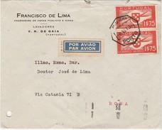 Cover * Engenheiro De Obras Publicas E Minas * V. N. De Gaia * Portugal * Holed - Reclame