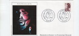France  Marianne Type Liberté De Delacroix 3,00 Frs 1982 Paris (YT 2243  ) - FDC