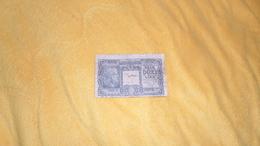 BILLET TRES CIRCULE 10 / DIECI LIRE . BIGLIETTO DI STATO A CORSO LEGALE N°176014 - 0079. ANNEE 1944 ?. - [ 1] …-1946 : Kingdom