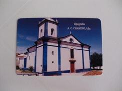 Tipografia A.C.Camacho, Lda Almada Portugal Portuguese Pocket Calendar 2000