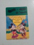 Calendrier De Poche Disney 1988 - Calendriers