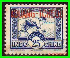 INDO CHINA -  AÑO  1931 SELLO , SIN DEFECTO - China