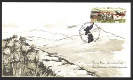 Canada Sc# 1993 FDC Single 2003 07.25 Korea Armistice 50th - Premiers Jours (FDC)