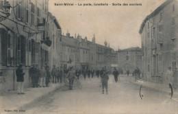 G65 - 55 - SAINT-MIHIEL - Meuse - La Poste - Lunetterie - Sortie Des Ouvriers - Saint Mihiel