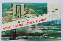 Greetings From Kennedy Space Center, Florida - Non Classificati
