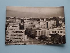 """AIR TERMINAL """" SABENA """" Et Gare Centrale () Anno 1956 ( Zie Foto Details ) !! - Brussel Nationale Luchthaven"""