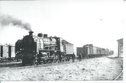 PHOTO D'ARCHIVES : BRAISNES - DETAIL COMPIEGNE-ROYE  - LOCO: 230 G ( TRAIN  LOCOMOTIVE ) 3-65 - Non Classés
