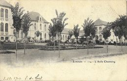 Limoges - L'Asile Chastaing - Carte Précurseur N° 114 - Health