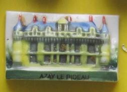 Fève -   Les Chateaux De La Loire - Chateau D' Azay Le Rideau - Réf AFF 1994 7 - Région