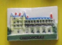 Fève -   Les Chateaux De La Loire - Chateau De Chenonceau - Réf AFF 1994 7 - Région