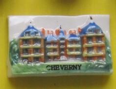 Fève -   Les Chateaux De La Loire - Chateau De Cheverny - Réf AFF 1994 7 - Région