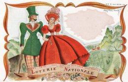 [DC9875] CPA - LOTERIE NATIONALE - CARTOLINA BAROMETRICA - CAMBIA COLORE SECONDO IL TEMPO - Non Viaggiata - Old Postcard - Cartoline