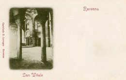 [DC9913] CPA - RAVENNA - SAN VITALE - Non Viaggiata - Old Postcard - Ravenna
