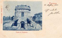 [DC9922] CPA - RAVENNA - TOMBA DI TEODORICO - Viaggiata 1900 - Old Postcard - Ravenna