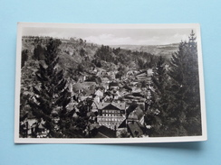 Monschau-Eifel () Anno 1955 ( Zie Foto Details ) !! - Monschau