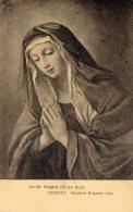 [DC9996] CPA - LA SS. VERGINE (GUIDO RENI) - GENOVA - GALLERIA BRIGNOLE SALE - Viaggiata - Old Postcard - Vergine Maria E Madonne