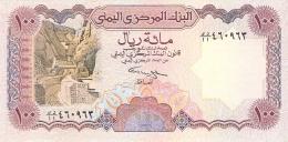 YEMEN ARABE REPUBLIQUE   100 Rials   ND (1993)   Sign.9   P. 28   UNC - Yémen