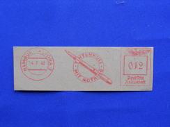 Ema, Meter, Pen, Rotring, Deutsche Reichspost - Postzegels