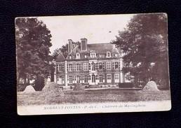 62 - NORRENT - FONTES - CHATEAU DE MAZINGHEM - France