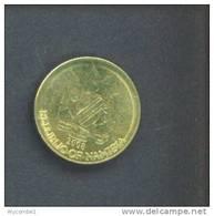 NAMIBIA  -  2008  $1  CIRC. - Namibia