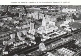 1968 - Iconographie Documentaire - Strasbourg (Bas-Rhin) - Vue Générale De L'esplanade - FRANCO DE PORT - Alte Papiere