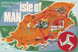 Royaume Uni  :  Ile De Man Ré 2733 - Isle Of Man