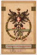 1' REPARTO MITRAGLIATRICI POSTA MILITARE 44' DIVISIONE - Regiments