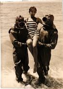 1 Photo  Keystone  Scanphandrier Diving Tauchen   Film Marie Laforet  Cannes - Diving