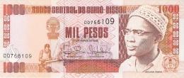 GUINEA-BISSAU   1000 Pesos   1/3/1993   P. 13b   UNC - Guinea-Bissau
