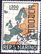 San Marino - Europa (MiNr: 890) 1967 - Gest Used Obl - Europa-CEPT