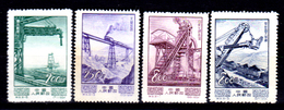 Cina-F-613 - Emissione 1954 - Senza Difetti Occulti. - 1949 - ... People's Republic