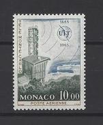 MONACO . YT PA 84 Neuf ** Centenaire De L'U.I.T. 1965 - Posta Aerea