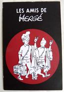 CARTE LES AMIS DE HERGE 2011 - TINTIN - Livres, BD, Revues