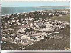 50 Hauteville Sur Mer  Vacances Ptt Vue Aerienne - Altri Comuni