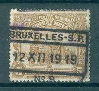 """BELGIE - OBP TR Nr 77 - Cachet  """"BRUXELLES-S.P. - Nr 9"""" - (ref. 10.945) - 1915-1921"""