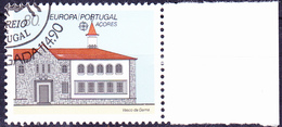 Azoren - Europa (MiNr: 409) 1990 - Gest Used Obl - Europa-CEPT